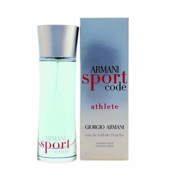 عطر ادکلن جورجیو آرمانی کد اسپرت اتلیت-Giorgio Armani Sport Code Athlete