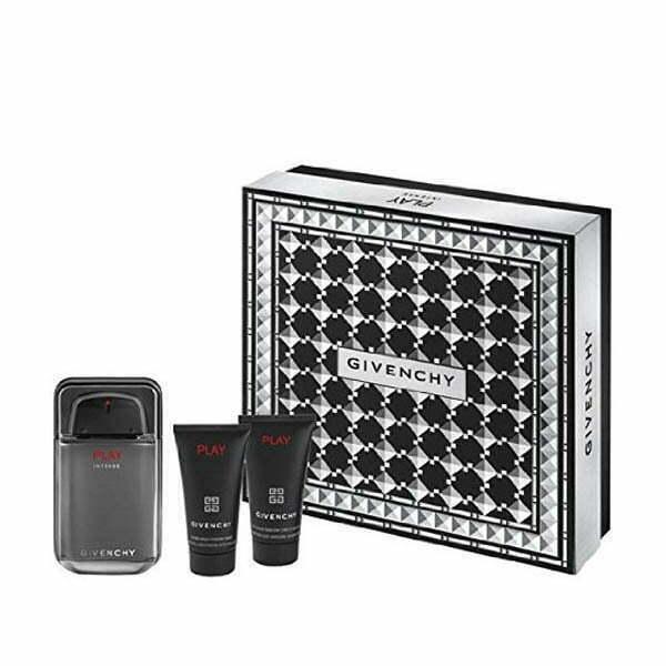 عطر ادکلن جیوانچی پلی اینتنس مردانه-Givenchy Play Black Intense