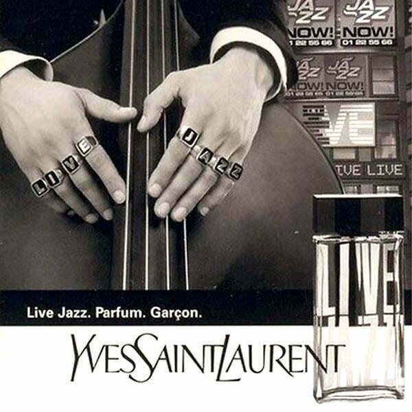 عطر ادکلن ایو سن لورن لایو جاز-Yves Saint Laurent LIVE Jazz