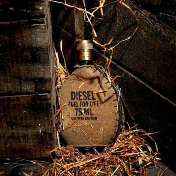 عطر ادکلن دیزل فول فور لایف مرد-Diesel Fuel for Life Homme