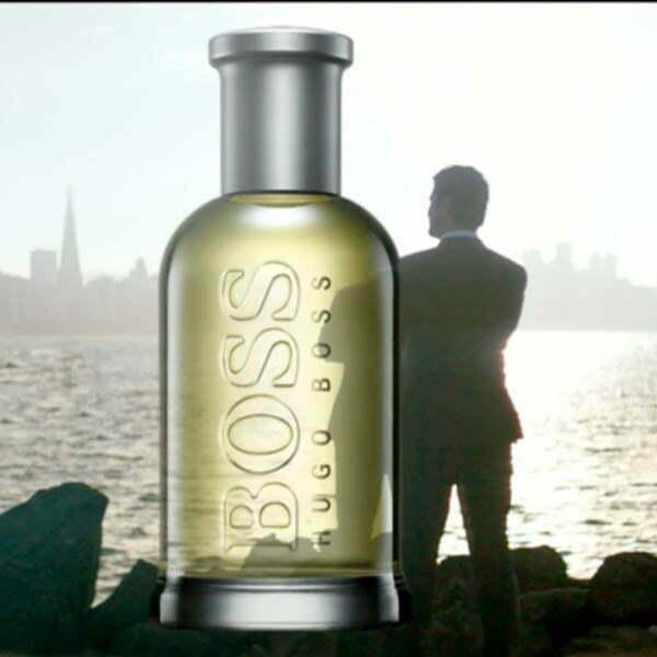 عطر ادکلن هوگو باس باتلد-Hugo Boss Bottled