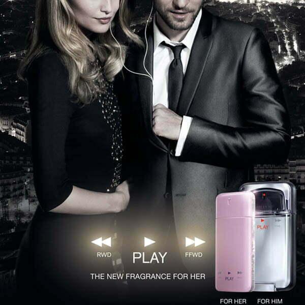 عطر ادکلن جیوانچی پلی زنانه-Givenchy Play for her