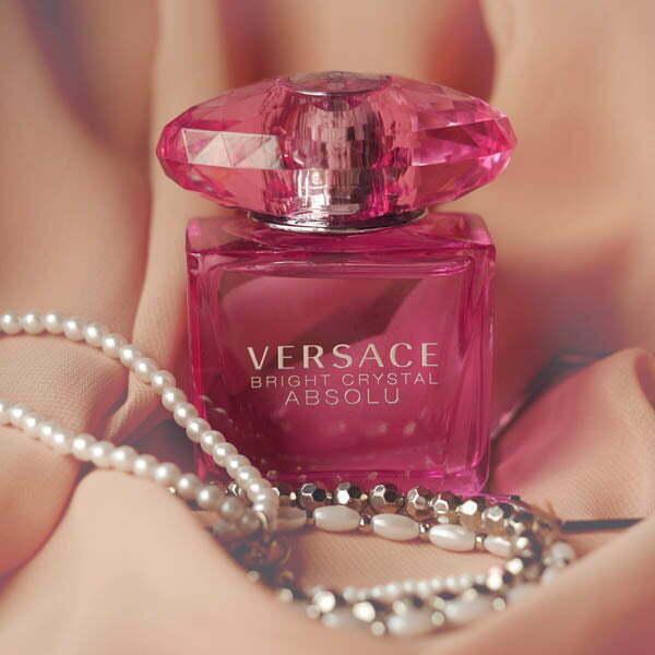عطر ادکلن ورساچه برایت کریستال ابسولو-Versace Bright Crystal Absolu