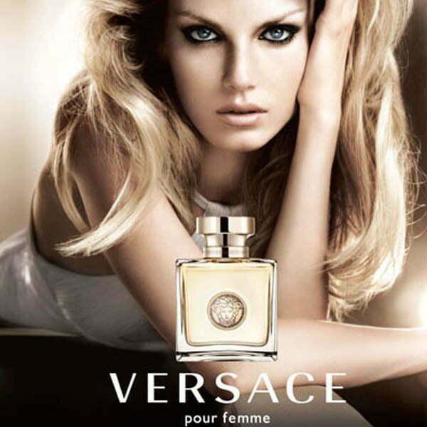 عطر ادکلن ورساچه پور فم-Versace Pour Femme