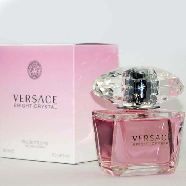 عطر ادکلن ورساچه برایت کریستال-Versace Bright Crystalعطر ادکلن ورساچه برایت کریستال-Versace Bright Crystal