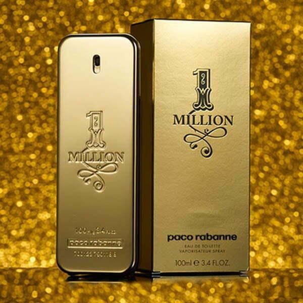 عطر ادکلن پاکو رابان وان میلیون-Paco Rabanne 1Million