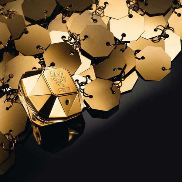 عطر ادکلن پاکو رابان لیدی میلیون ابسولوتلی گلد-Paco Rabanne Lady Million Absolutely Gold