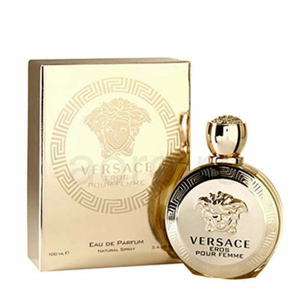 عطر ادکلن ورساچه اروس زنانه-Versace Eros Pour Femmeersace