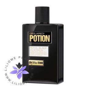 عطر ادکلن دسکوارد پوشن رویال بلک مشکی-DSQUARED Potion Royal Black