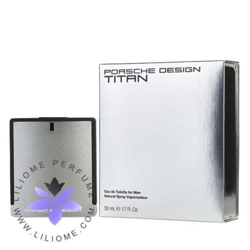 عطر ادکلن پورش دیزاین تیتان-Porsche Design Titan