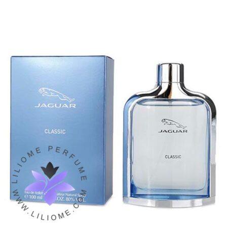 عطر ادکلن جگوار کلاسیک آبی-Jaguar Classic Blue