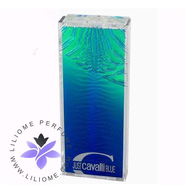 ffc6af32d عطر ادکلن روبرتو کاوالی جاست کاوالی بلو-Roberto Cavalli Just Cavalli Blue