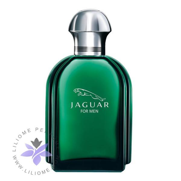 عطر ادکلن جگوار مردانه-سبز-Jaguar for Men
