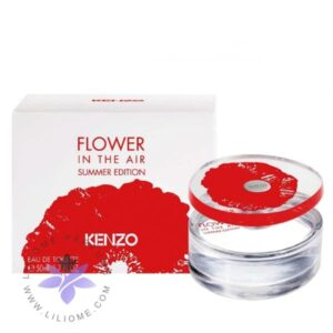 عطر ادکلن کنزو فلاور اين د اير سامر اديشن-kenzo Flower in the air Summer Edition