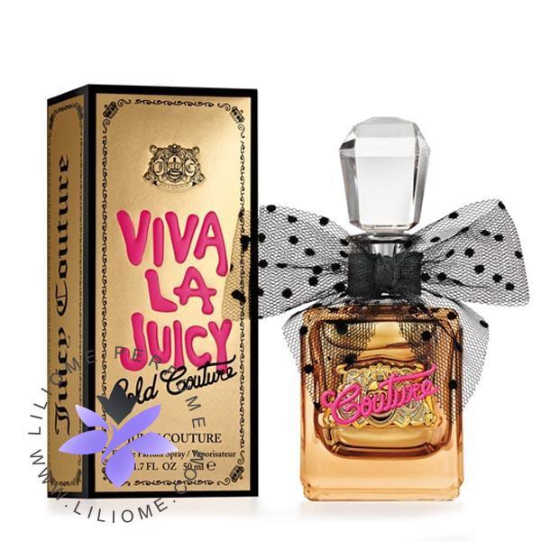 عطر ادکلن جویسی کوتور ویوا لا جویسی گلد-Juicy Couture Viva la Juicy Gold