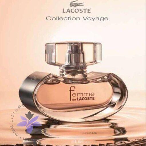 عطر ادکلن لاگوست فم د-Lacoste Femme de