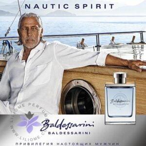 عطر ادکلن بالدسارینی ناتیک اسپریت-Baldessarini Nautic Spirit