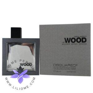 عطر ادکلن هی وود سیلور وایند وود-He Wood Silver Wind Wood