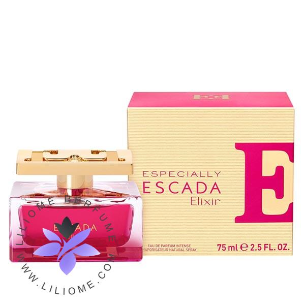عطر ادکلن اسکادا اسپشیالی الکسیر-Escada Especially Elixir