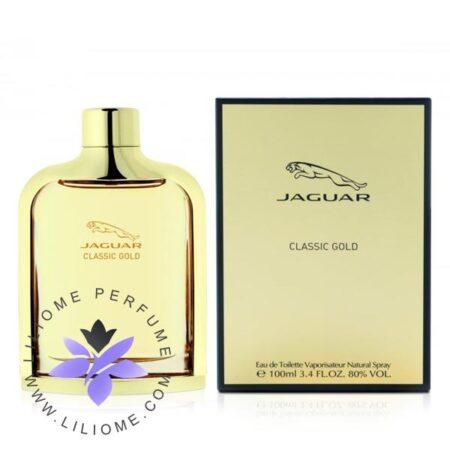 عطر ادکلن جگوار کلاسیک گلد-طلایی-Jaguar Classic Gold