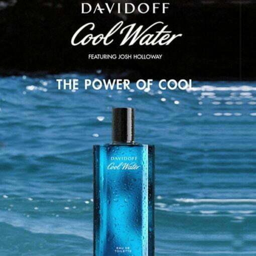 عطر ادکلن دیویدوف کول واتر مردانه-Davidoff Cool Water for men