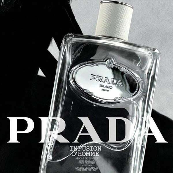 عطر ادکلن پرادا اینفیوژن دهوم-prada Infusion d`Homme