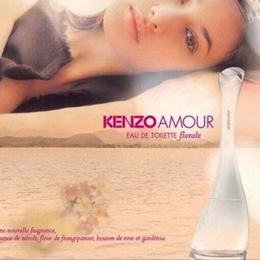 عطر ادکلن کنزو آمور فلورال-سفید-kenzo Amour Florale