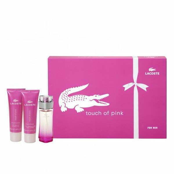 عطر ادکلن لاگوست تاچ آف پینک-صورتی-Lacoste Touch of Pink