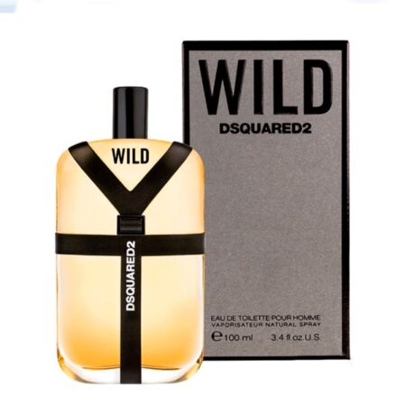 عطر ادکلن دسکوارد وایلد-DSQUARED Wild