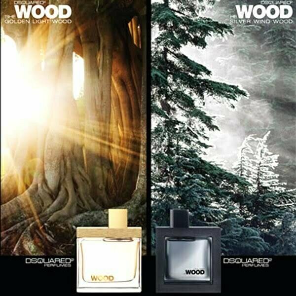 عطر ادکلن شی وود-صورتی-She Wood