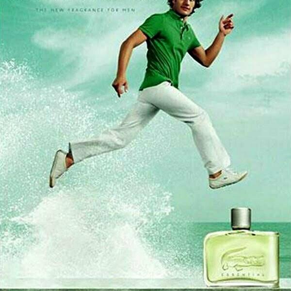 عطر ادکلن لاگوست اسنشیال-سبز-Lacoste Essential