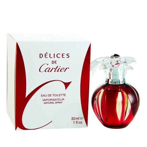 Delices De Cartier Eau de Parfum Cartier for women
