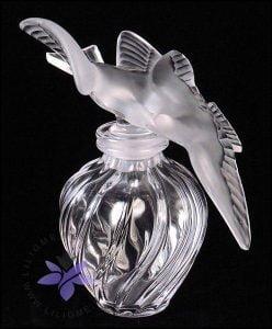 شیشه عطر و ادکلن لالیک
