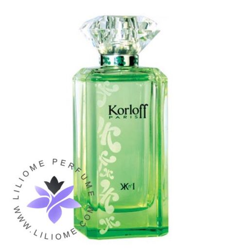 عطر ادکلن کورلوف سبز پاریس-Korloff Paris KN⁰ I Green