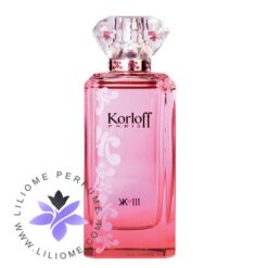 عطر ادکلن کورلوف پاریس صورتی-Korloff Paris KN⁰ III Pink
