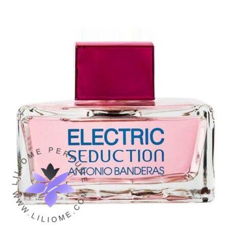 عطر ادکلن آنتونیو باندراس الکتریک سداکشن بلو-Antonio Banderas Electric Seduction Blue