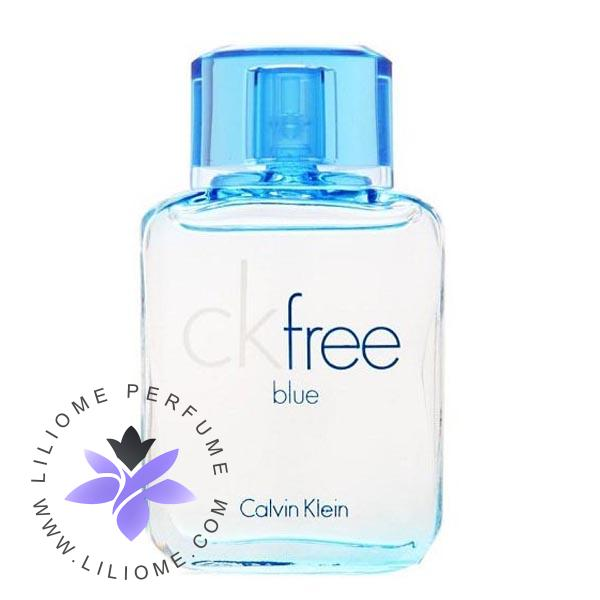عطر ادکلن سی کی فری بلو-CK Free Blue