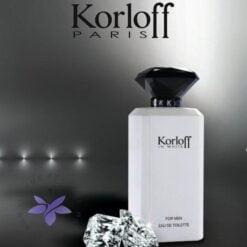 عطر ادکلن کورلوف پاریس سفید-Korloff Paris In White
