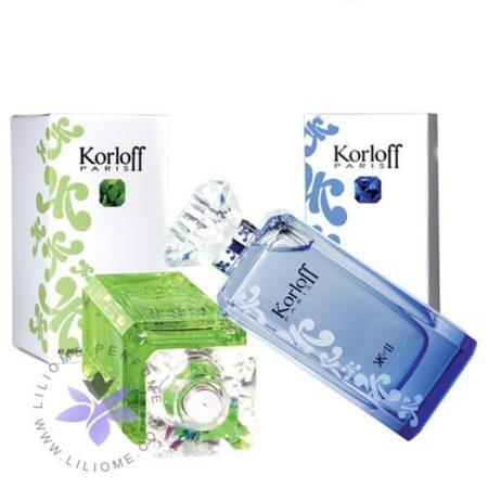 عطر ادکلن کورلوف آبی پاریس-Korloff Paris KN⁰ II Blue