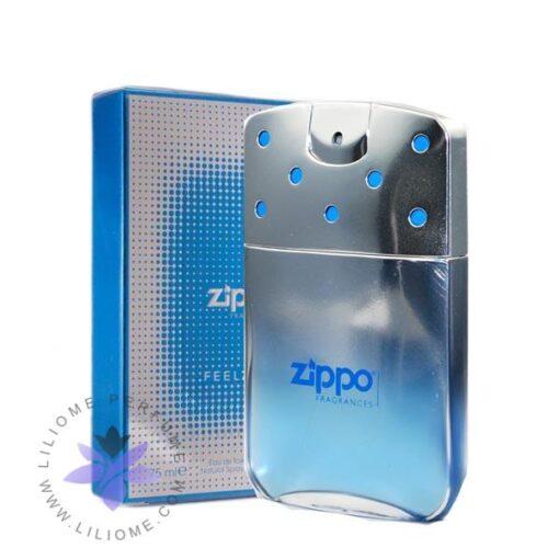 عطر ادکلن زيپو فیلزون مردانه-Zippo feelzone
