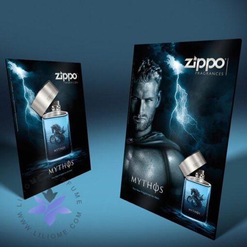 عطر ادکلن زيپو می توس-Zippo Mythos