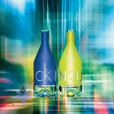 عطر ادکلن سی کی این تویو پاپ-CK IN2U POP
