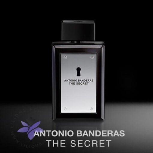 عطر ادکلن آنتونیو باندراس سکرت-Antonio Banderas The Secret