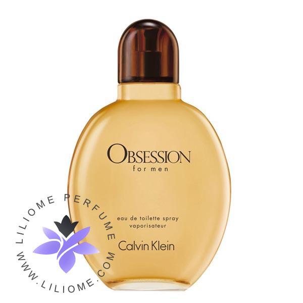 عطر ادکلن سی کی آبسشن مردانه-CK Obsession EDT