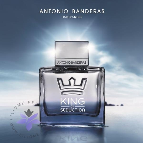 عطر ادکلن آنتونیو باندراس کینگ آف سداکشن-Antonio Banderas King of Seduction