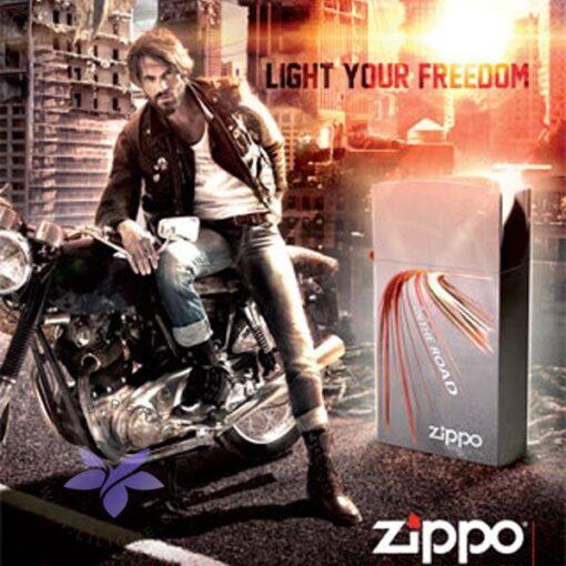 عطر ادکلن زيپو آن د رود-Zippo On The Road