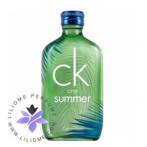 عطر ادکلن سی کی وان سامر 2016-CK One Summer 2016