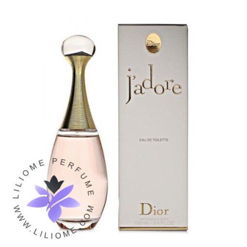 عطر ادکلن دیور جادور ادوتویلت-Dior J`adore EDT