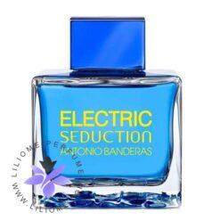 عطر ادکلن آنتونیو باندراس الکتریک سداکشن بلو مردانه-Antonio Banderas Electric Seduction Blue