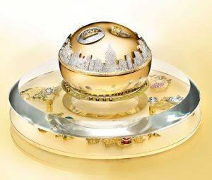 عطر ادکلن DKNY Golden Delicious Million Dollar Fragrance Bottle